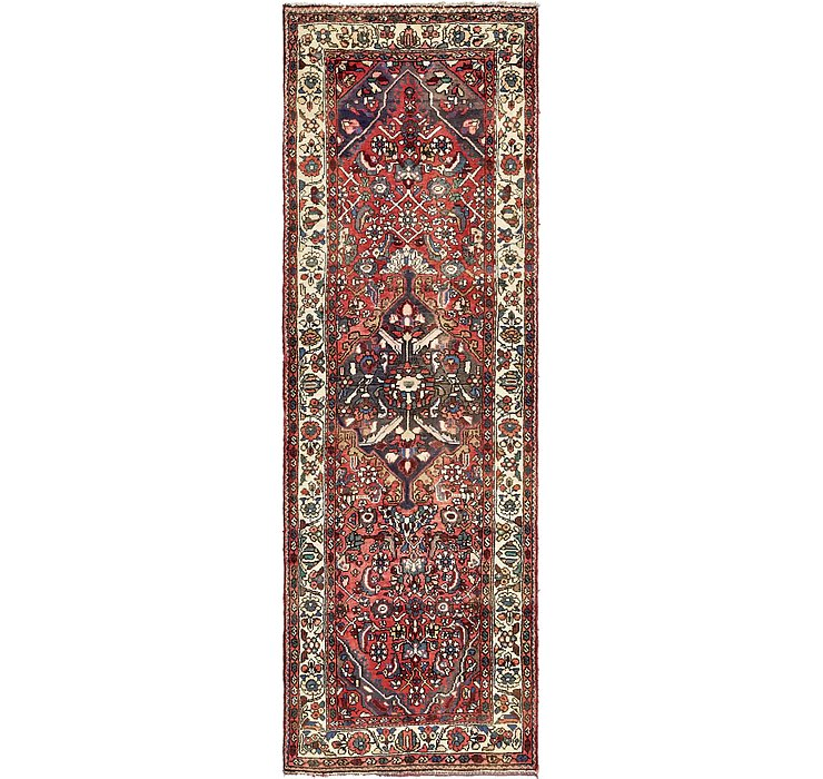 3' 3 x 9' 6 Borchelu Persian Runner...