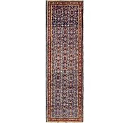 Link to 3' 3 x 10' 5 Hamedan Persian Runner Rug