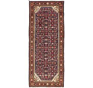 Link to 3' 8 x 8' 11 Hossainabad Persian Runner Rug
