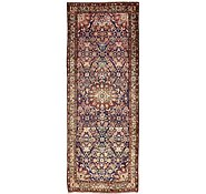 Link to 3' 11 x 10' 4 Hossainabad Persian Runner Rug