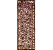 Link to 3' 8 x 11' 1 Hossainabad Persian Runner Rug