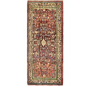 Link to 122cm x 310cm Sarough Persian Runner Rug