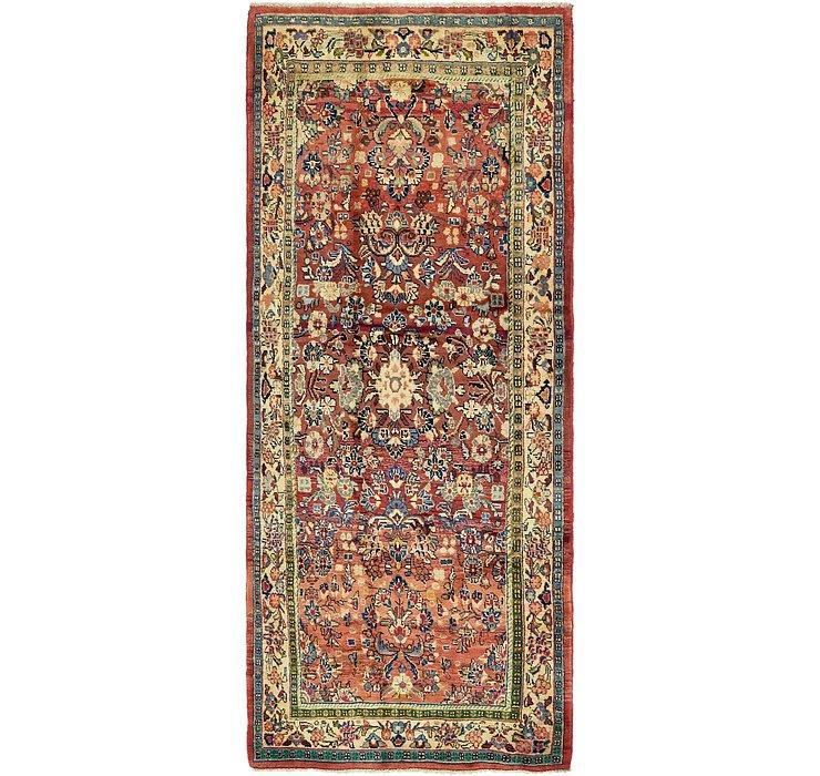 4' x 10' 2 Sarough Persian Runner ...