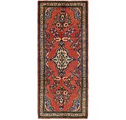Link to 3' 7 x 9' 3 Mehraban Persian Runner Rug
