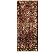 Link to 4' x 9' 8 Hamedan Persian Runner Rug