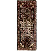 Link to 117cm x 295cm Hossainabad Persian Runner Rug