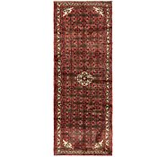 Link to 105cm x 282cm Hossainabad Persian Runner Rug