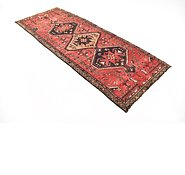 Link to 3' 7 x 8' 10 Hamedan Persian Runner Rug