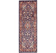 Link to 3' 5 x 9' 8 Farahan Persian Runner Rug