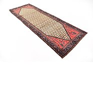 Link to 3' 7 x 10' 3 Koliaei Persian Runner Rug