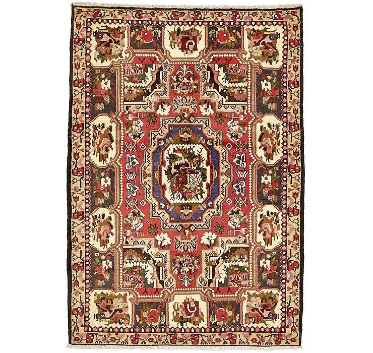 4' 9 x 6' 9 Bakhtiar Persian Rug
