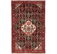 Link to 4' 2 x 6' 7 Hossainabad Persian Rug