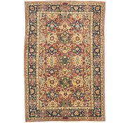 Link to 6' 6 x 9' 8 Yazd Persian Rug