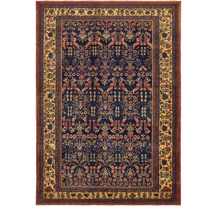 12' 7 x 17' 7 Bakhtiari Persian Rug