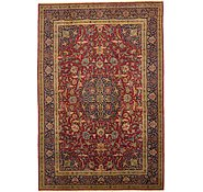 Link to 11' x 16' 6 Kashan Persian Rug