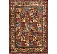 Link to 275cm x 365cm Sarough Persian Rug