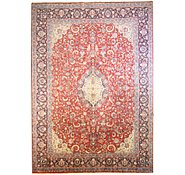Link to 9' 9 x 13' 8 Sarough Persian Rug