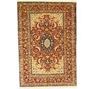 Link to 5' x 7' 3 Isfahan Persian Rug