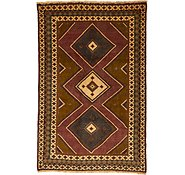 Link to 4' 3 x 6' 7 Shiraz Persian Rug
