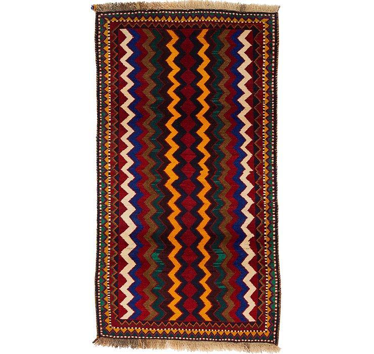 3' 8 x 6' 7 Ghashghaei Persian Rug