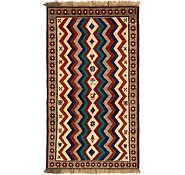 Link to 3' 6 x 6' 3 Ghashghaei Persian Rug