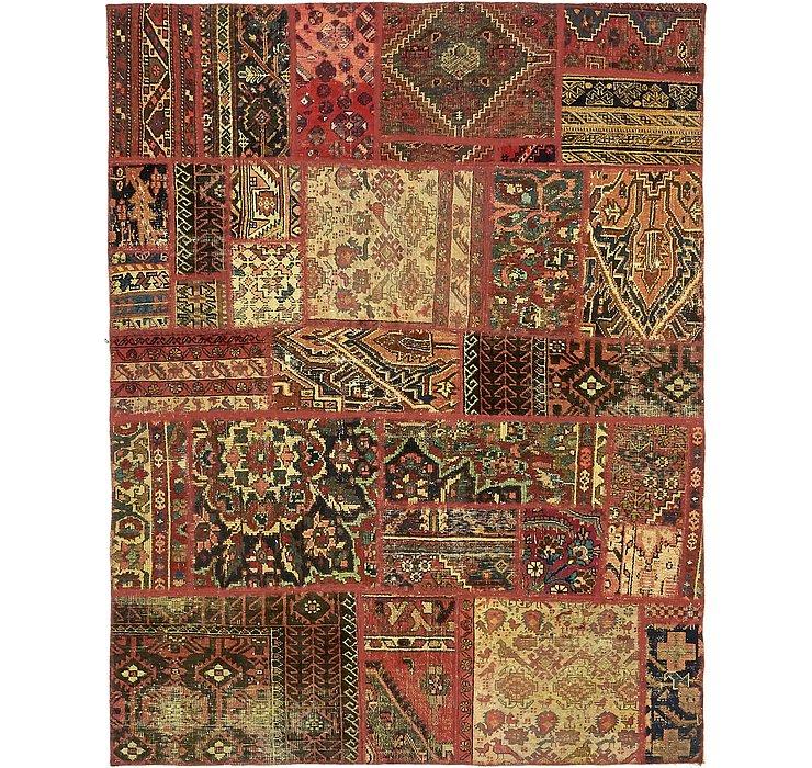 5' 3 x 6' 9 Ultra Vintage Persian Rug