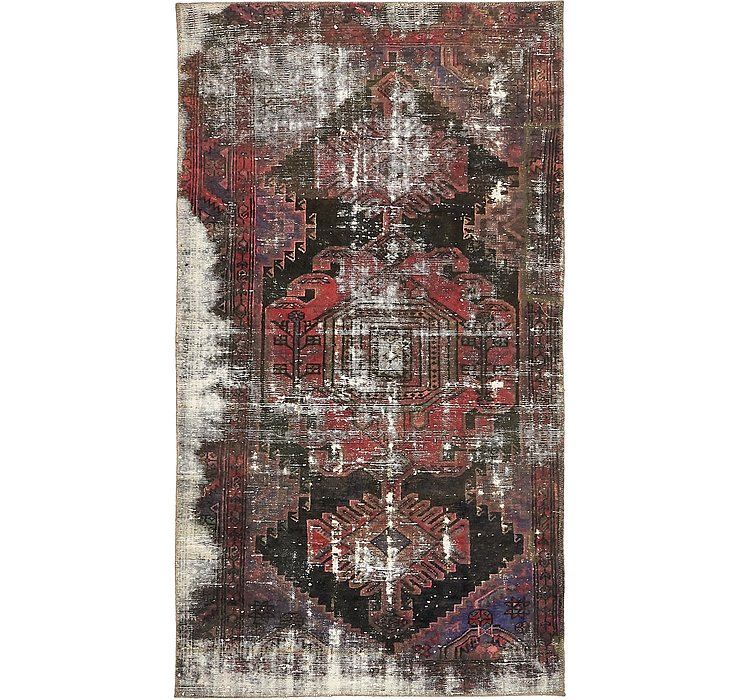3' 8 x 6' 8 Ultra Vintage Persian Rug