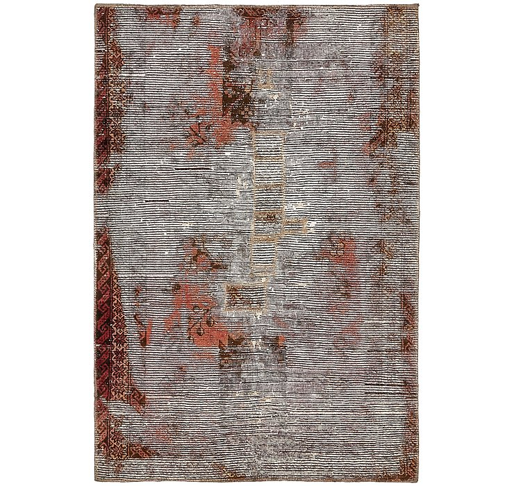 3' 8 x 5' 7 Ultra Vintage Persian Rug