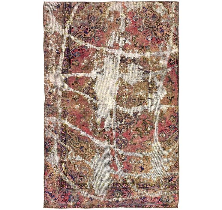 5' 1 x 8' 3 Ultra Vintage Persian Rug