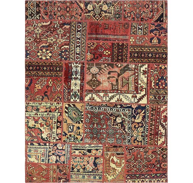 5' 6 x 7' Ultra Vintage Persian Rug