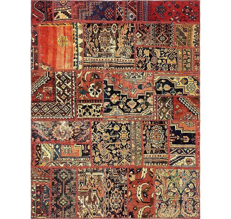 160cm x 208cm Ultra Vintage Persian Rug