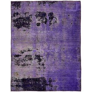 Unique Loom 4' 4 x 5' 9 Ultra Vintage Persian Rug