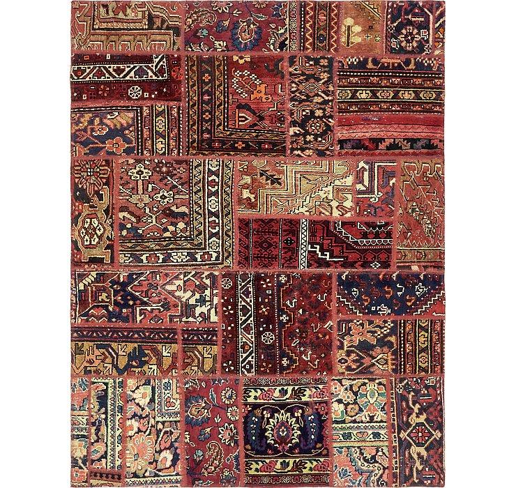 5' 4 x 6' 11 Ultra Vintage Persian Rug