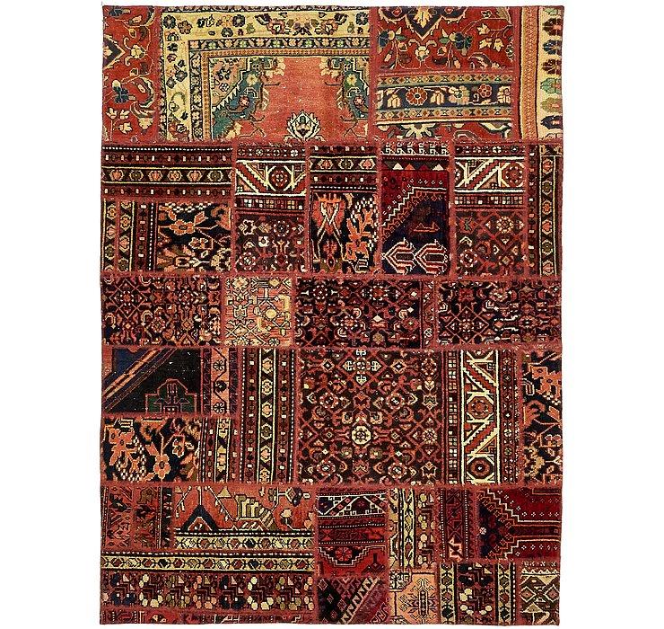 5' 3 x 7' Ultra Vintage Persian Rug