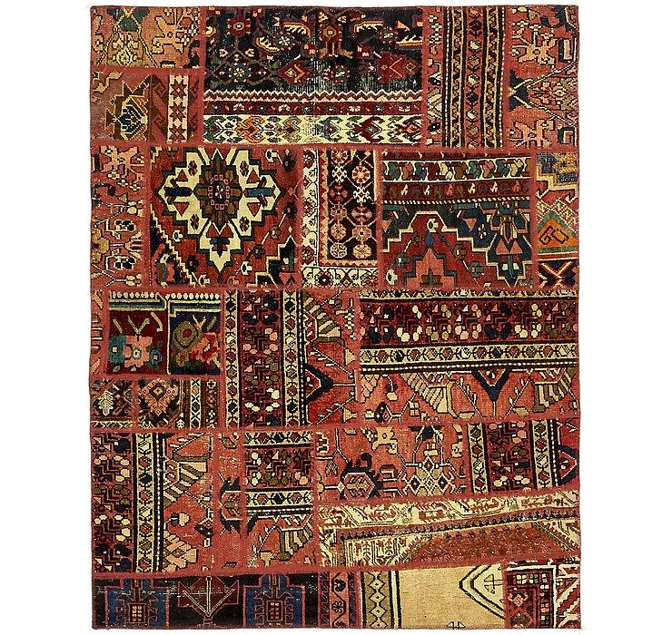 5' 1 x 6' 7 Ultra Vintage Persian Rug