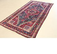 Link to 4' 4 x 8' 2 Mazlaghan Persian Rug