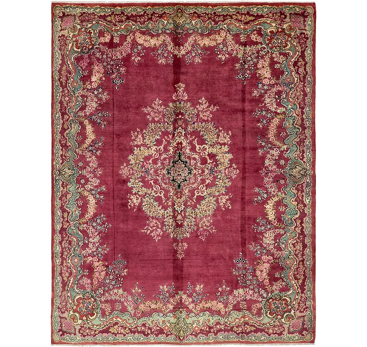 10' 4 x 13' 9 Meshkabad Persian Rug