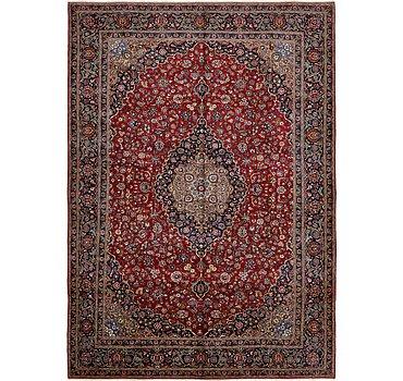 356x503 Kashan Rug