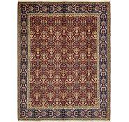 Link to 300cm x 390cm Tabriz Persian Rug