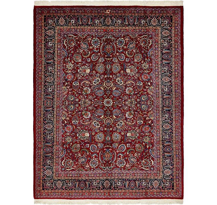 HandKnotted 9' 10 x 13' 2 Mashad Persian Rug