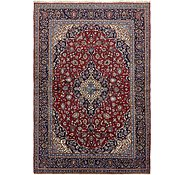 Link to 10' x 14' 7 Kashan Persian Rug