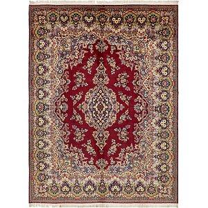11' 2 x 14' 10 Yazd Persian Rug