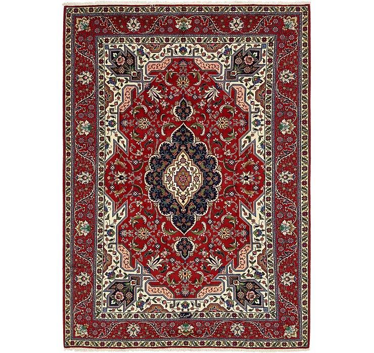8' 6 x 12' 3 Tabriz Persian Rug