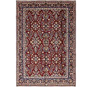 Link to 8' 10 x 12' 7 Yazd Persian Rug