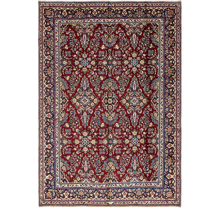 270cm x 385cm Yazd Persian Rug