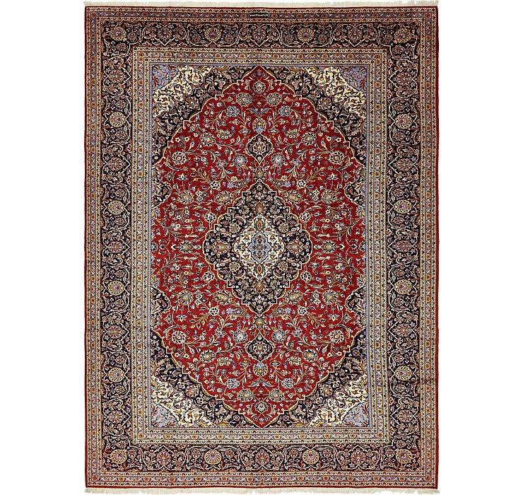 305cm x 422cm Kashan Persian Rug