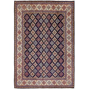 HandKnotted 8' 7 x 12' 7 Isfahan Persian Rug