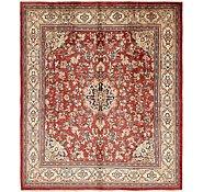 Link to 10' 3 x 12' 2 Meshkabad Persian Rug