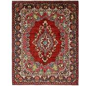 Link to 10' 6 x 13' 2 Meshkabad Persian Rug