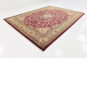 HandKnotted 9' 10 x 13' Farahan Persian Rug